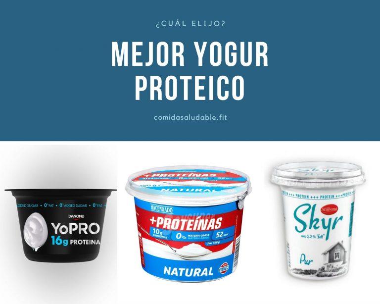 yogur proteico